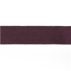 "Team Spirit 1"" Solid Trim Maroon"