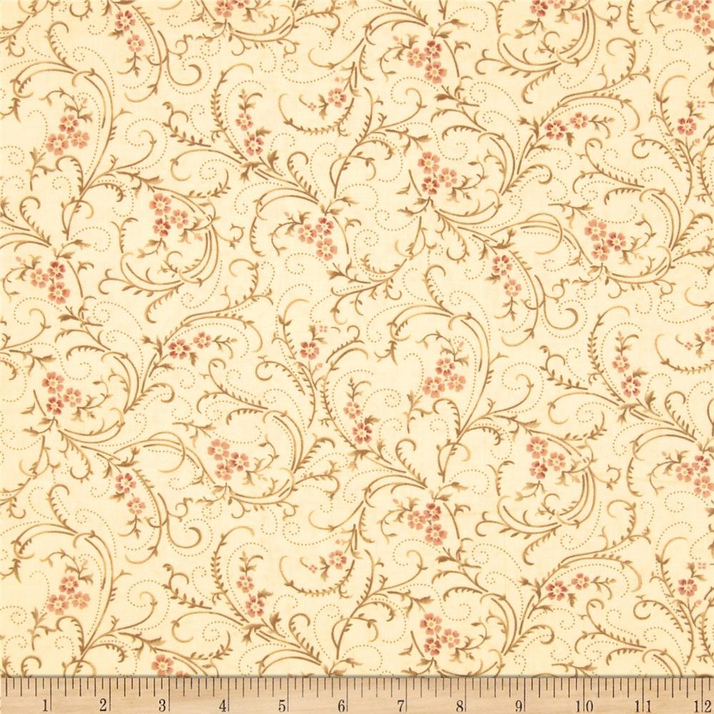 Nesting Place Vining Rose Cream
