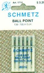 Schmetz Ball Point Machine Needles 12/80