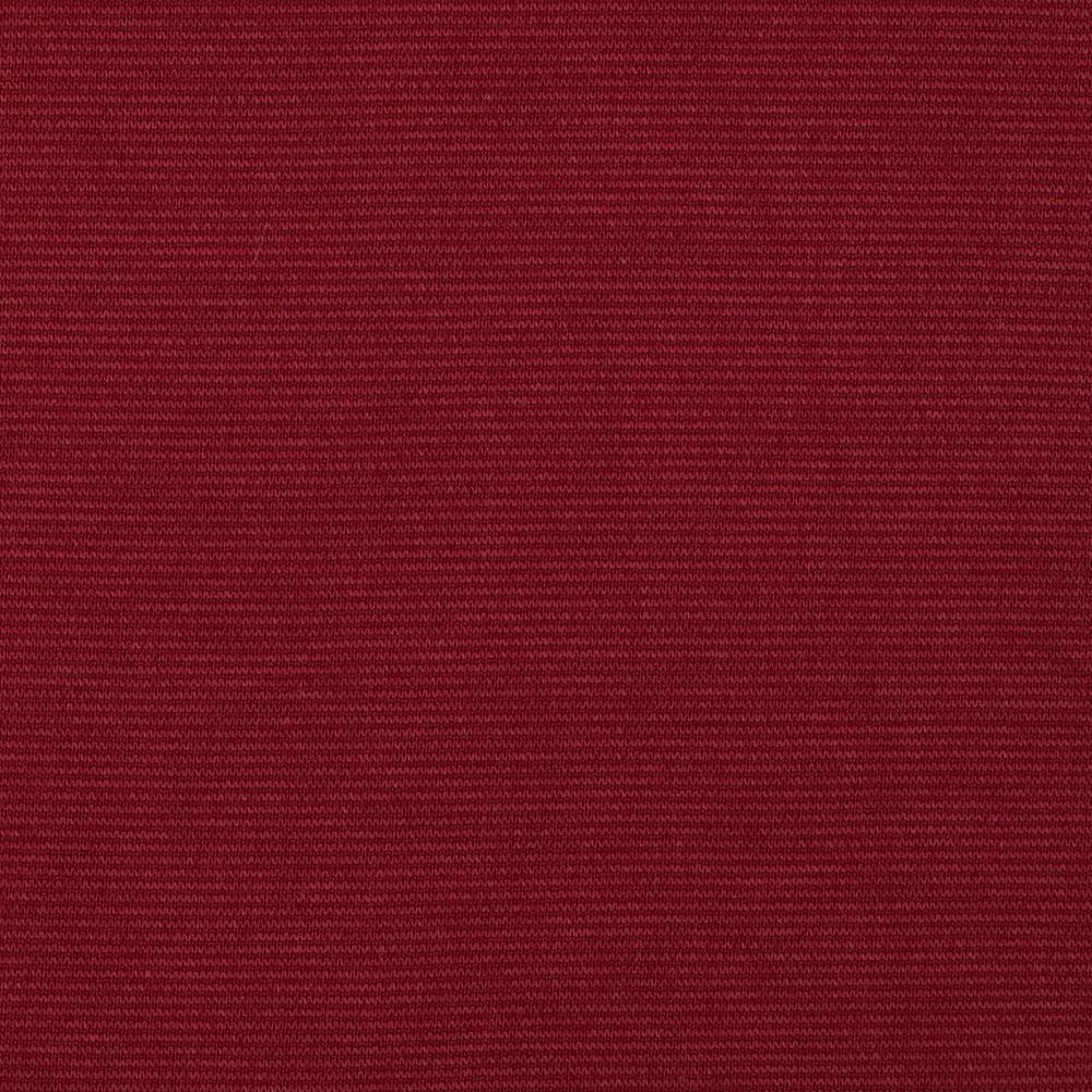 Sophia Stretch Double Knit Brick Red