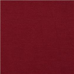 Sophia Stretch Double Knit Brick Red Fabric