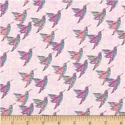 Cottage Garden Hummingbird Lavender