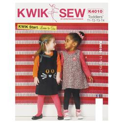 Kwik Sew Toddler Jumpers Pattern