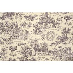 Creations Mt. Vernon Toile Taupe