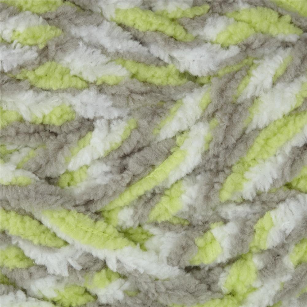 Bernat Baby Blanket Yarn (47712) Lime Twist