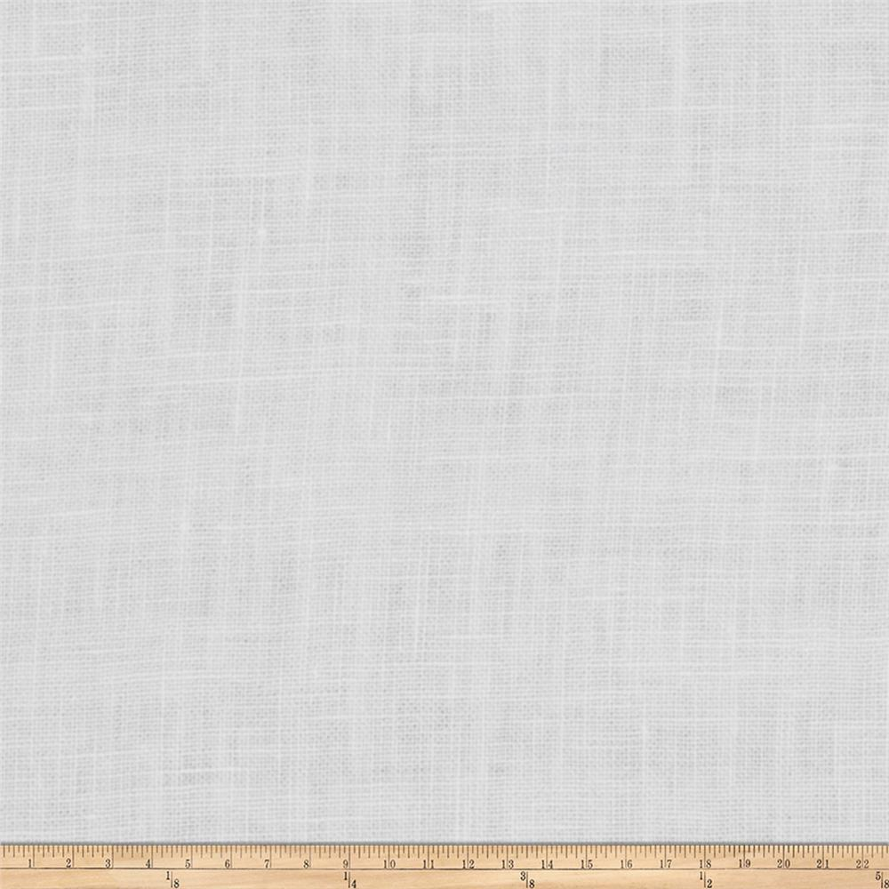 Fabricut Virtuoso Linen Winter White