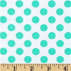 Michael Miller The Littles Ta Dot Sprout Fabric