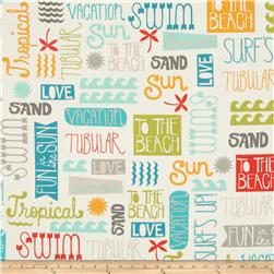 Tempo Indoor/Outdoor Summer Script Multi