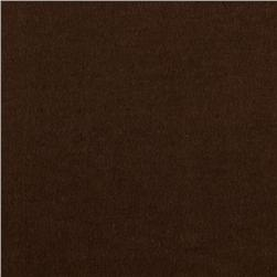 "A. E. Nathan 108"" Wide Quilt Backing Flannel Chocolate"