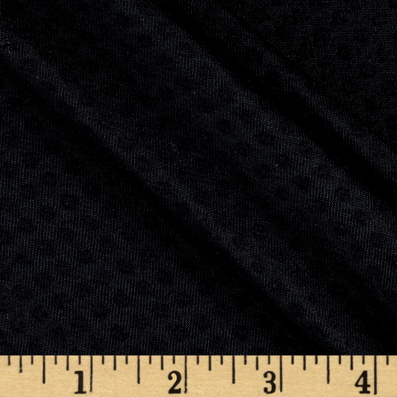 Poly Rayon Spandex Jersey Knit Tone on Tone Black Dots Fabric by Bellagio in USA