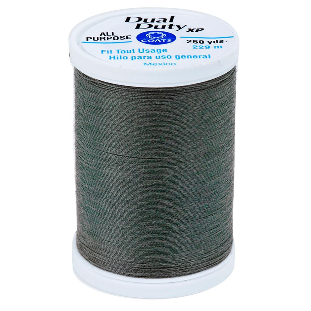 Coats & Clark Dual Duty XP 250yd Smoke
