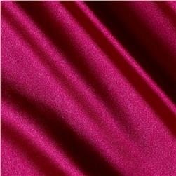 Stretch Charmeuse Fuchsia