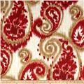 Richloom Solar Outdoor Sorista Paisley Cherry