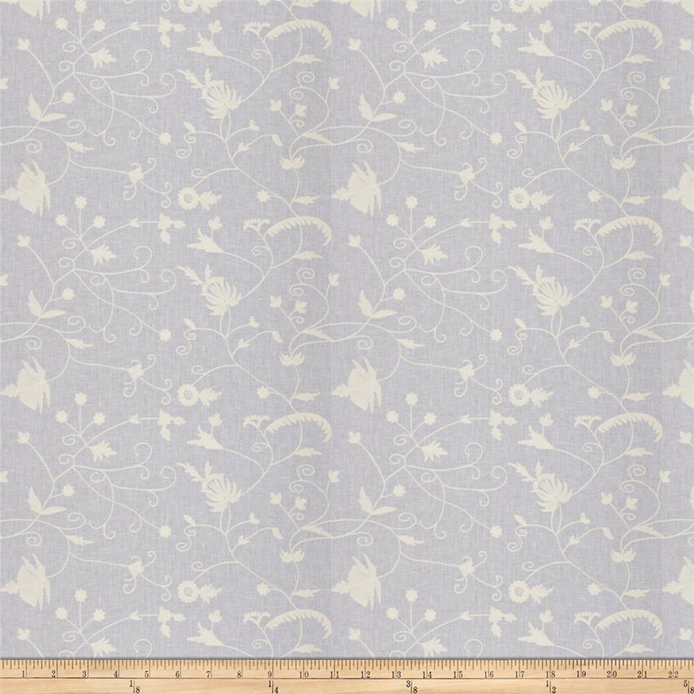 Fabricut Unbelievable Linen Blend Winter White