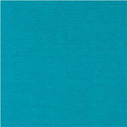 Cotton Jersey Knit Teal