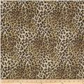 Yoryu Chiffon Cheetah Brown/Cream