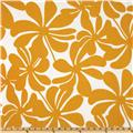 Premier Prints Indoor/Outdoor Twirly Yellow