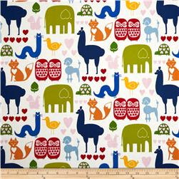 Alexander Henry Love, Luck and Liberty I *heart* Animals Primary