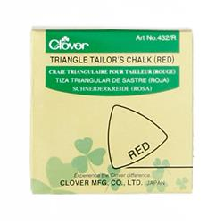 Clover Tailors Chalk Red