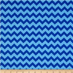 Chevron Tonal Royal/Blue