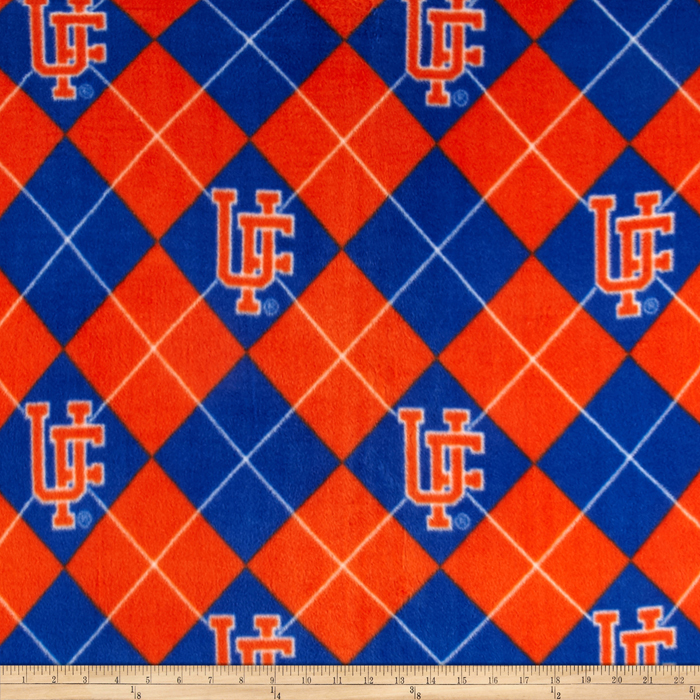 Collegiate Fleece University of Florida Argyle