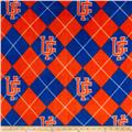 "Collegiate Fleece University of Florida Argyle ""F"" Logo"