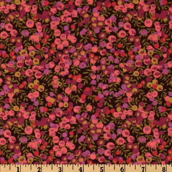 Liberty Of London Tana Lawn Wiltshire Purple/Black