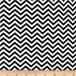 Ups & Downs Chevron White/Black