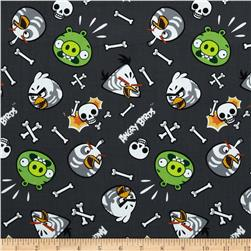 Angry Birds Skeleton Birds Grey