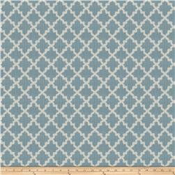 Fabricut Love Lattice Blue
