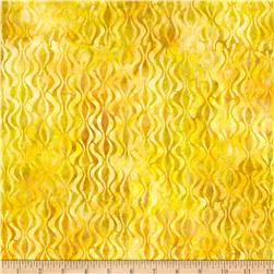 Michael Miller Batik Lava Light Mustard