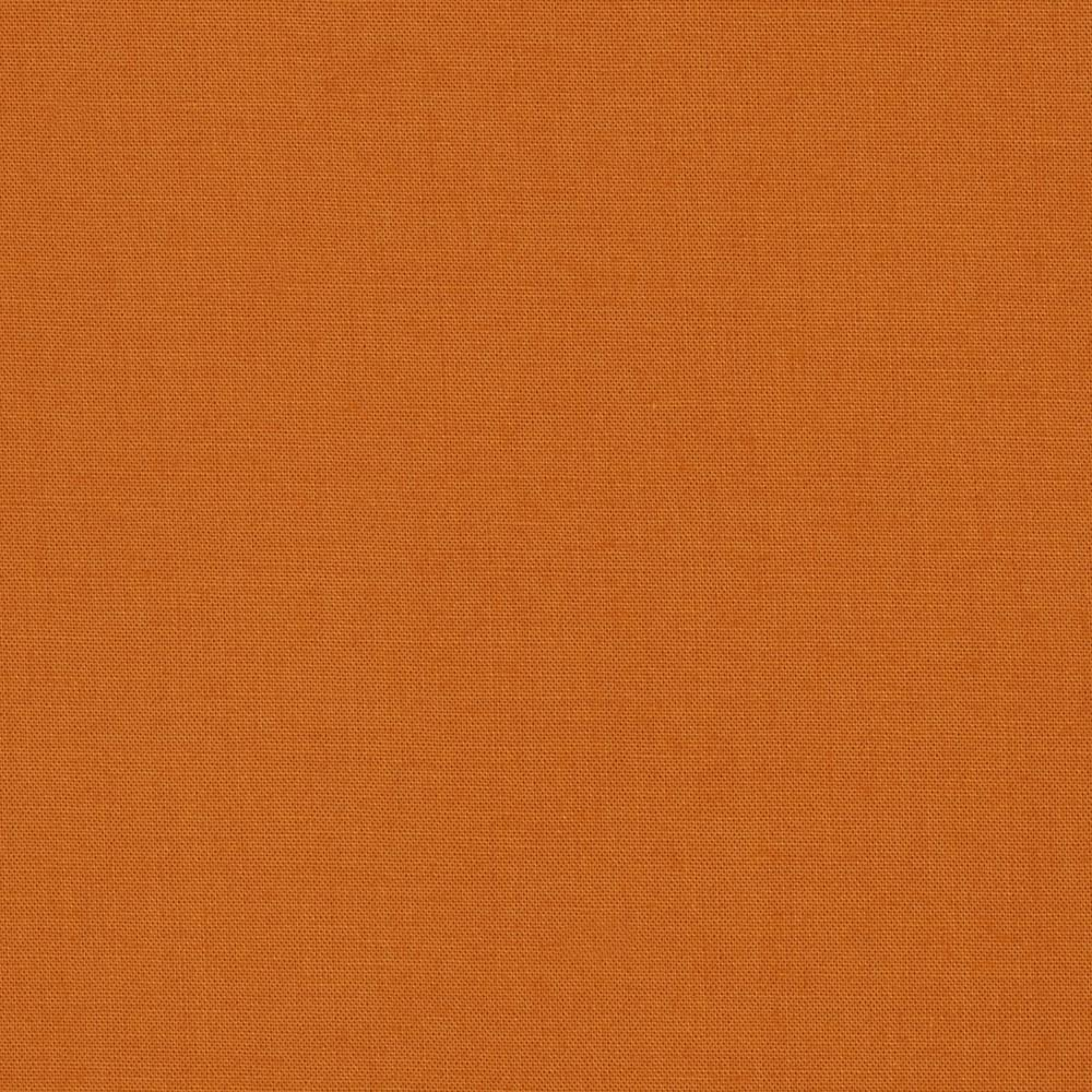 Birch Organic Mod Basics Solids Orange