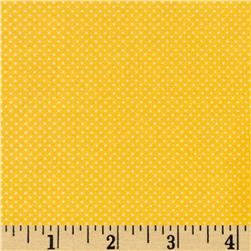 Timeless Treasures Splash Pin Dots Sun Fabric