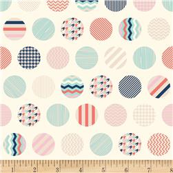Riley Blake Trendsetter Dots Multi
