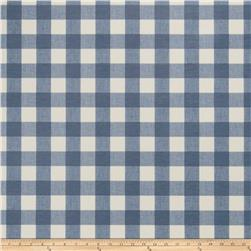 Fabricut Ranier Wallpaper Indigo (Double Roll)