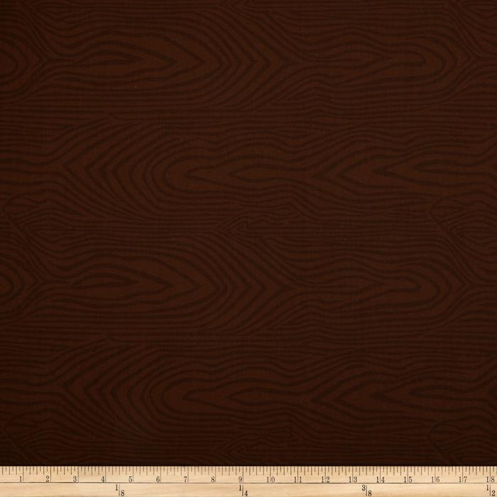 "110"" Wide Quilt Back Moire Brown"