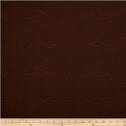 """110"""" Wide Quilt Back Moire Brown"""