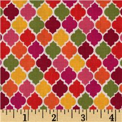 Timeless Treasures Riley Moroccan Tile Multi