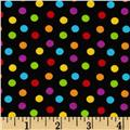 Dotcha! Black Multi
