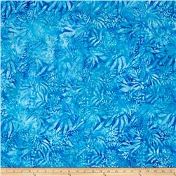 Timeless Treasures Tonga Batik Happy Hour Foliage Scuba