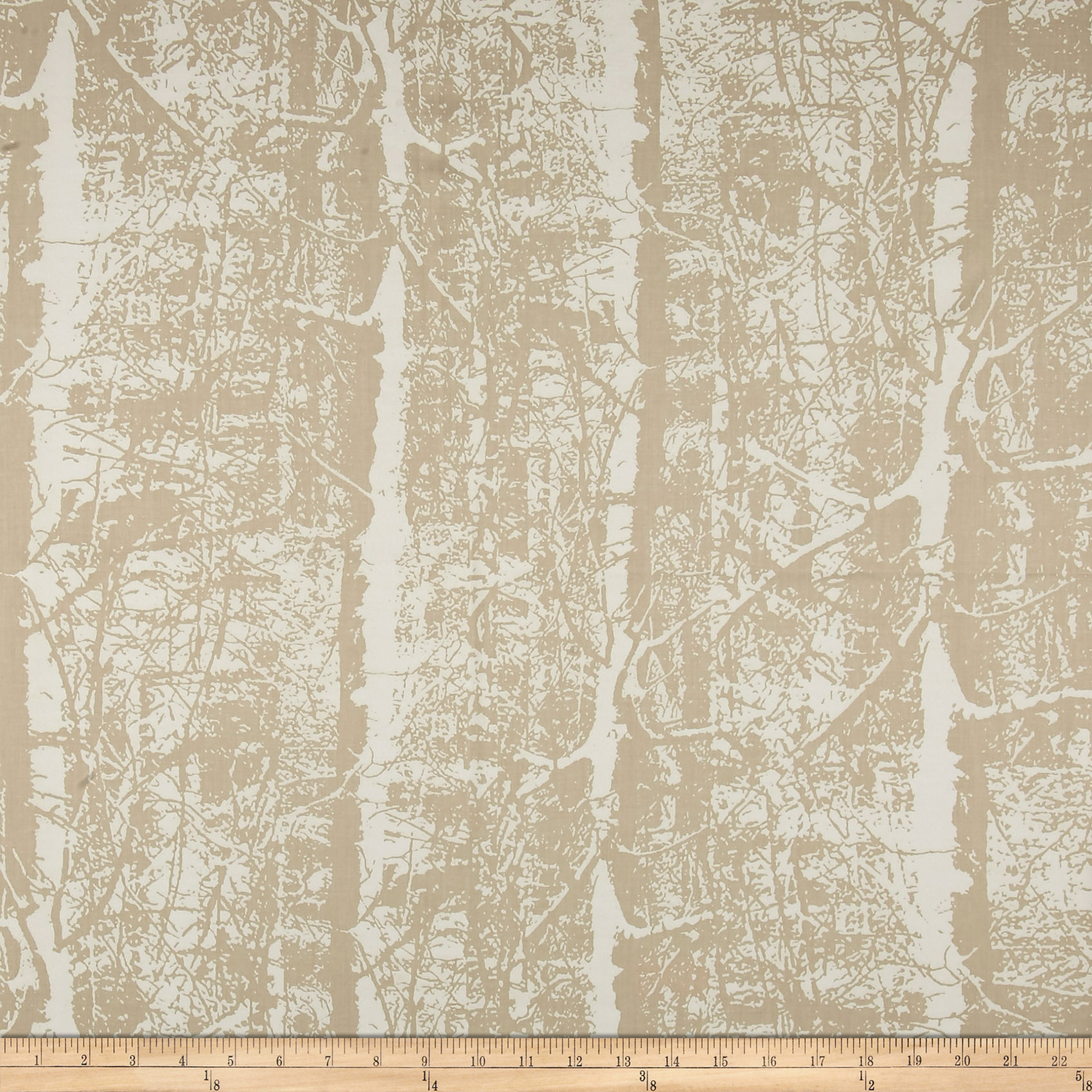 Home Accent Woodland Twill Sateen Almond Bark Fabric