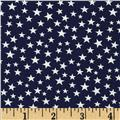 Made in the USA Stars White/Navy