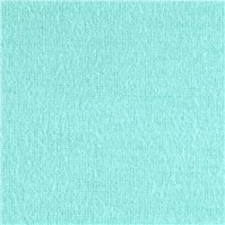 "108"" Wide Flannel Aqua"