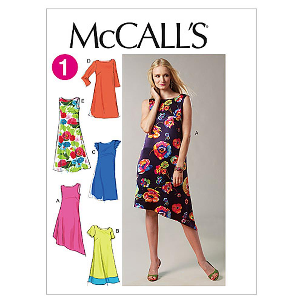 McCall's Misses' Dresses Pattern M6465 Size B50