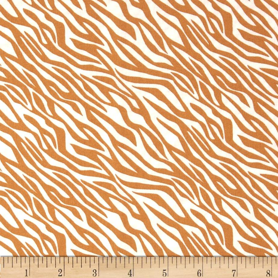 Black & Tan Zebra Marigold