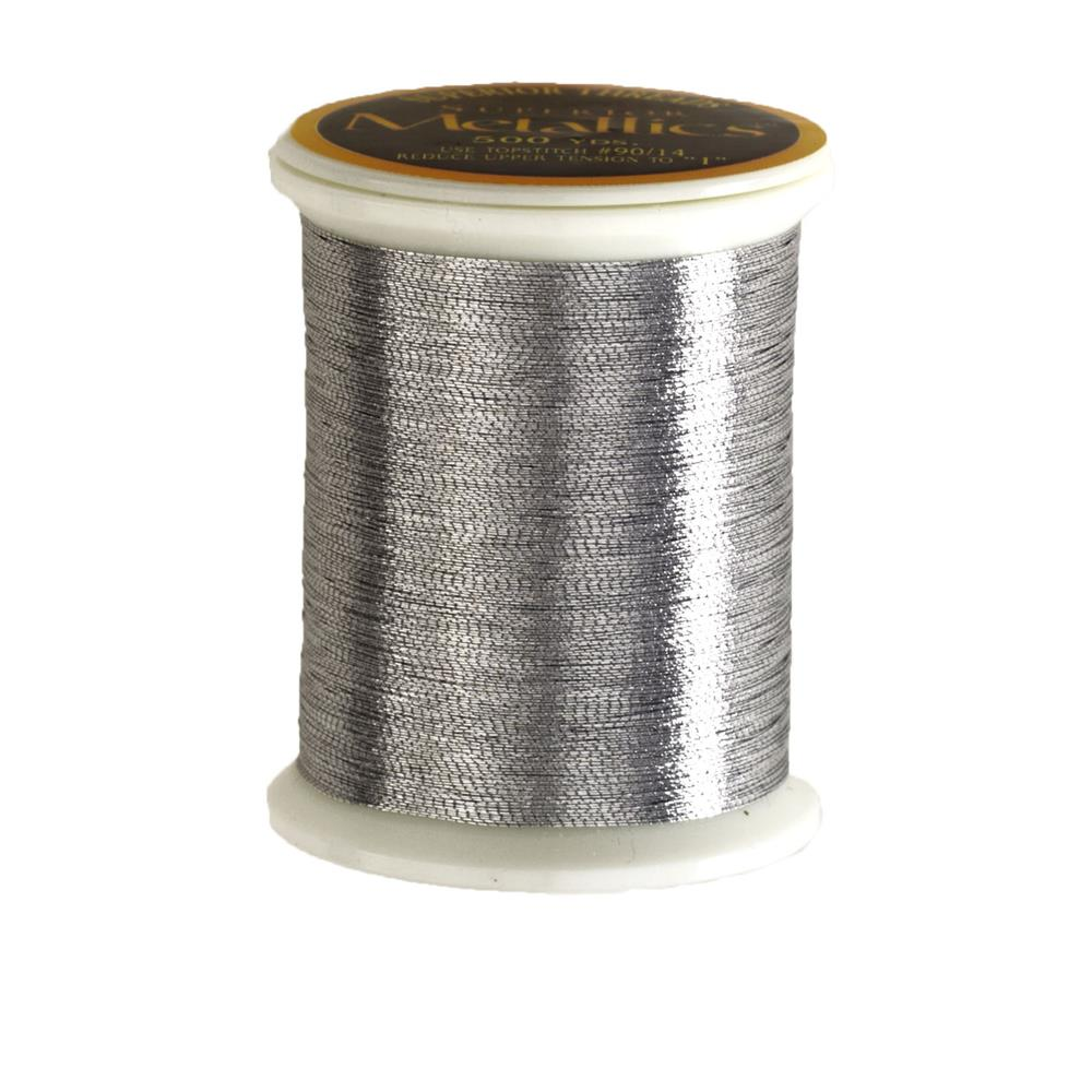 Superior Metallic Thread 500yds Aluminum