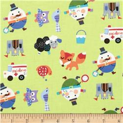 Mother Goose Tales Humpty Friends Multi