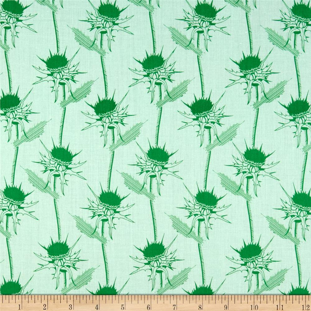 Anna Maria Horner Pretty Potent Voile Mary Thistle Spring