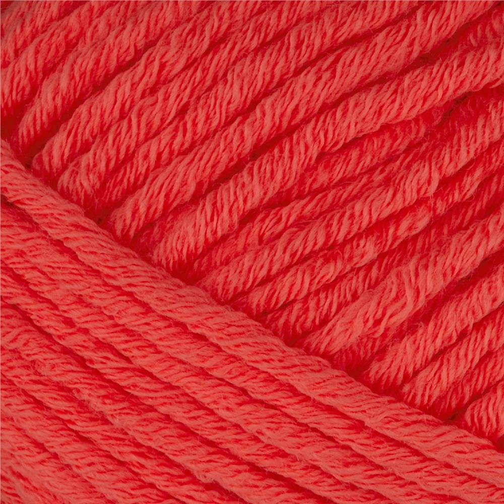 Red Heart Heads Up Yarn 275 Bright Coral