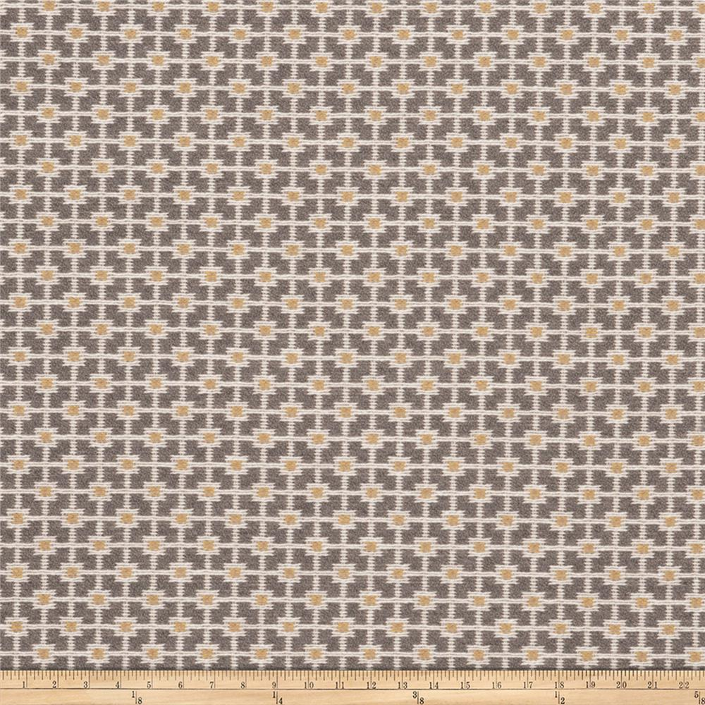 Trend 03822 Jacquard Chrome